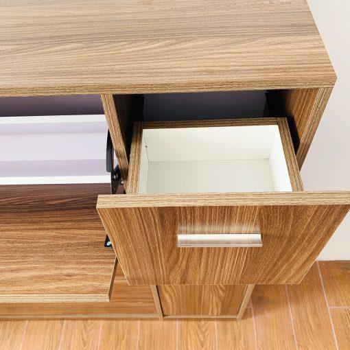 Tủ giày thông minh 3 tầng thiết kế hiện đại