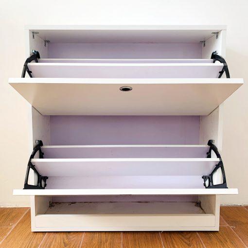 Tủ giày thông minh 2 tầng giá rẻ THS-102 1