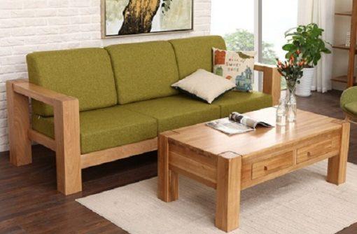 Bộ bàn ghế sofa văng nhỏ