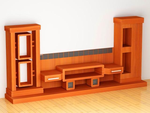 Kệ để tivi bằng gỗ đẹp THS-113