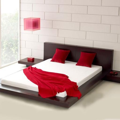 Mẫu giường ngủ dành cho vợ chồng