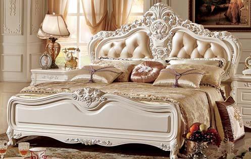 Mẫu giường ngủ tân cô điển