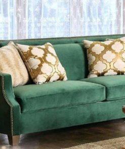 Bộ ghế sofa nỉ nhung sang trọng