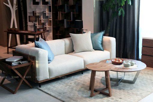 Mẫu ghế sofa văng dài nhỏ gọn