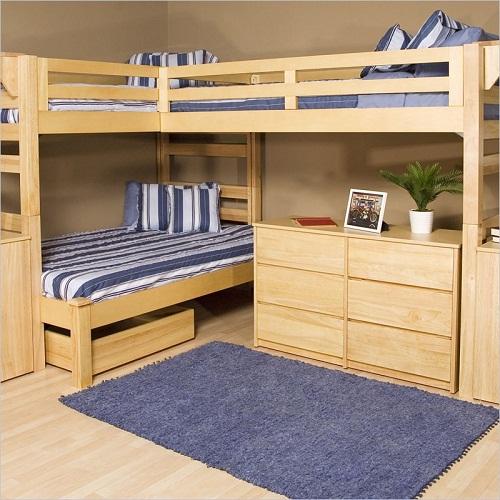Giường ngủ 2 tầng cho người lớn