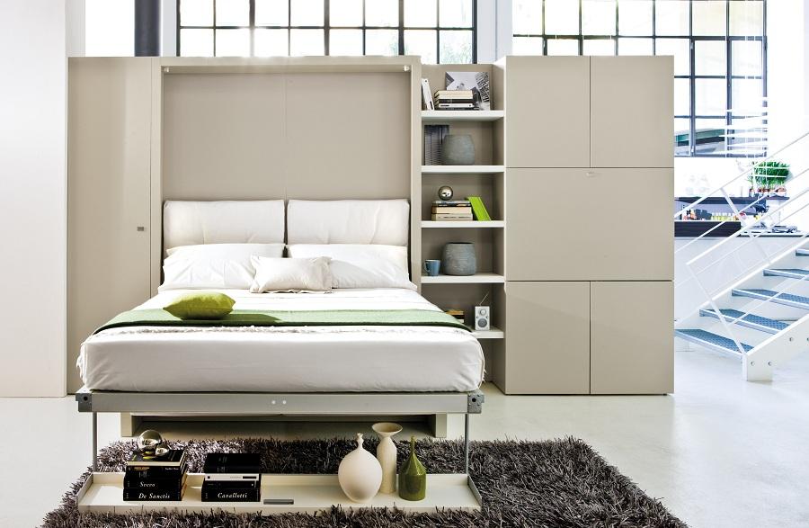 Giường ngủ gỗ công nghiệp dành cho 2 người