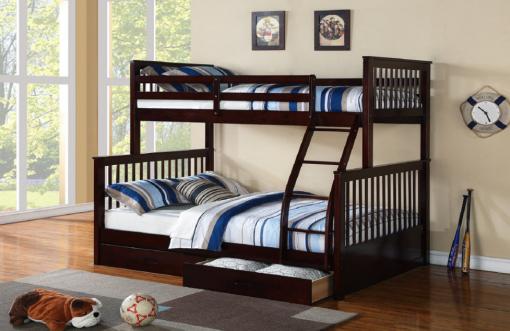Giường ngủ 2 tầng cho người lớn giá rẻ