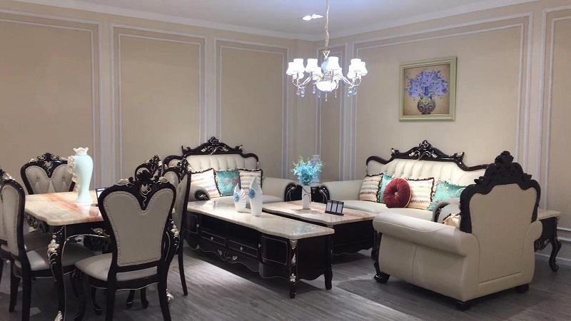 Tứ gia luôn mang đến cho khách hàng những không gian nội thất đẹp mắt và ấn tượng