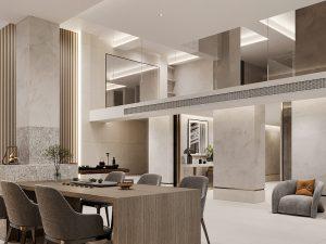 Thiết kế nội thất chung cư 56m2