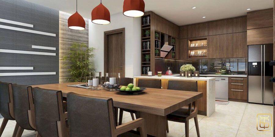 Thiết kế nội thất nhà phố mang đến sự tối ưu không gian hoàn hảo