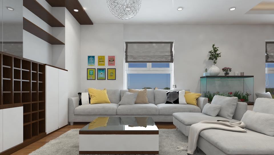 Thi công nội thất mang đến vẻ đẹp hoàn hảo cho chung cư