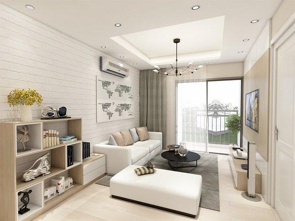 Thiết kế nội thất nhà ở 4x20m
