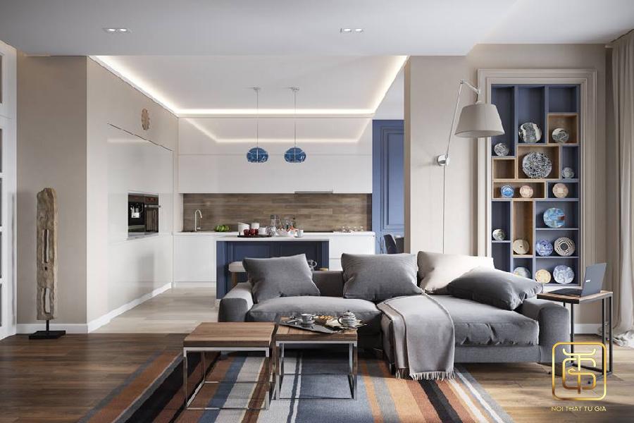 giá thiết kế nội thất