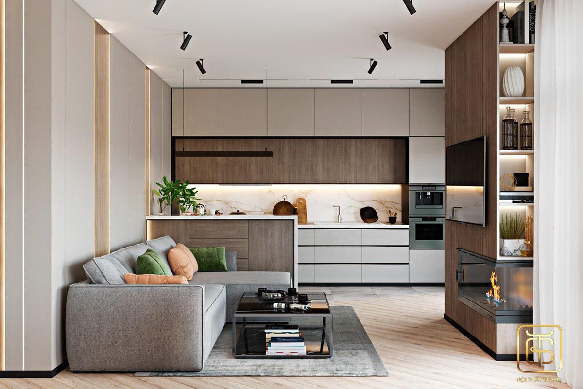 thiết kế nội thất theo yêu cầu