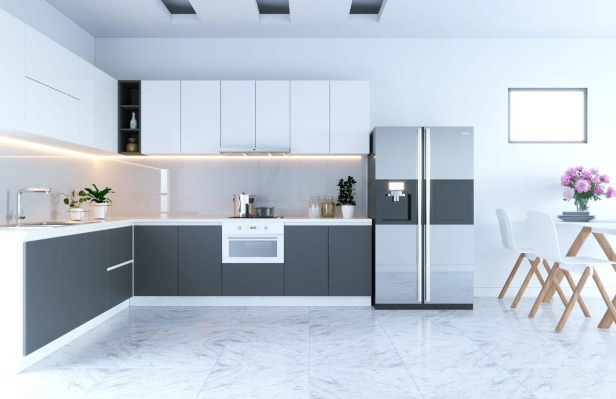 các mẫu thiết kế nội thất phòng bếp