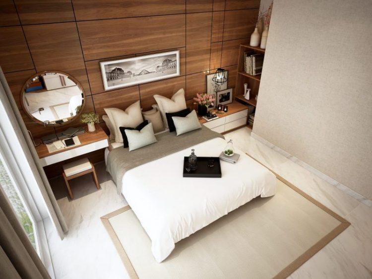 báo giá thiết kế nội thất phòng ngủ