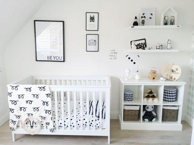 thiết kế nội thất cho bé sơ sinh