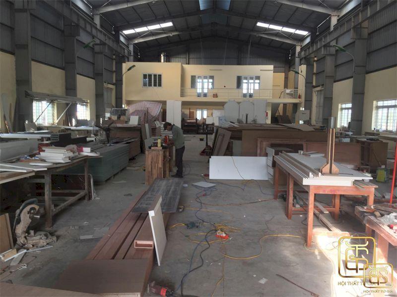 Nhà máy sản xuất nội thất uy tín