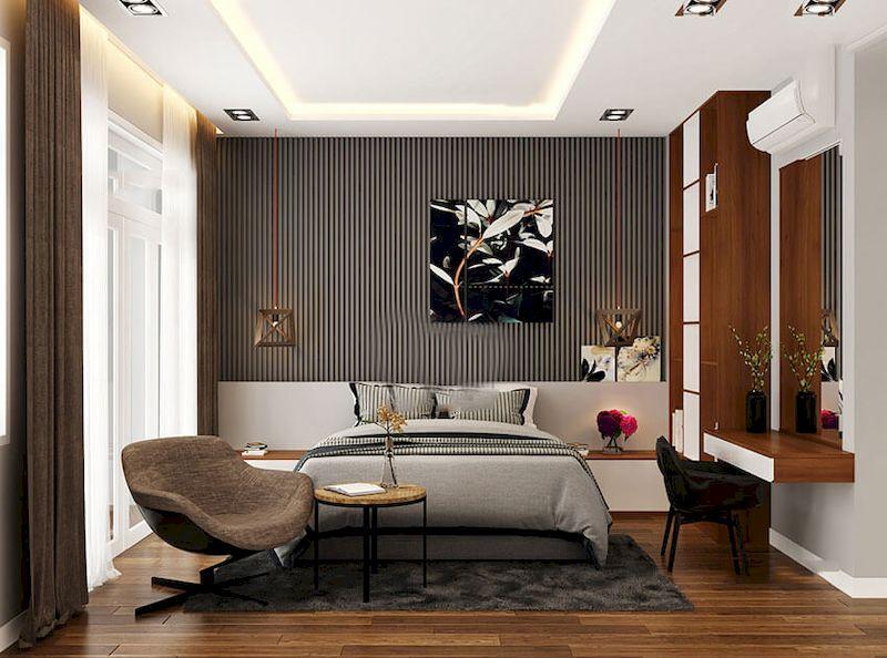 Nội thất nhà phố phong cách tối giản - View 4