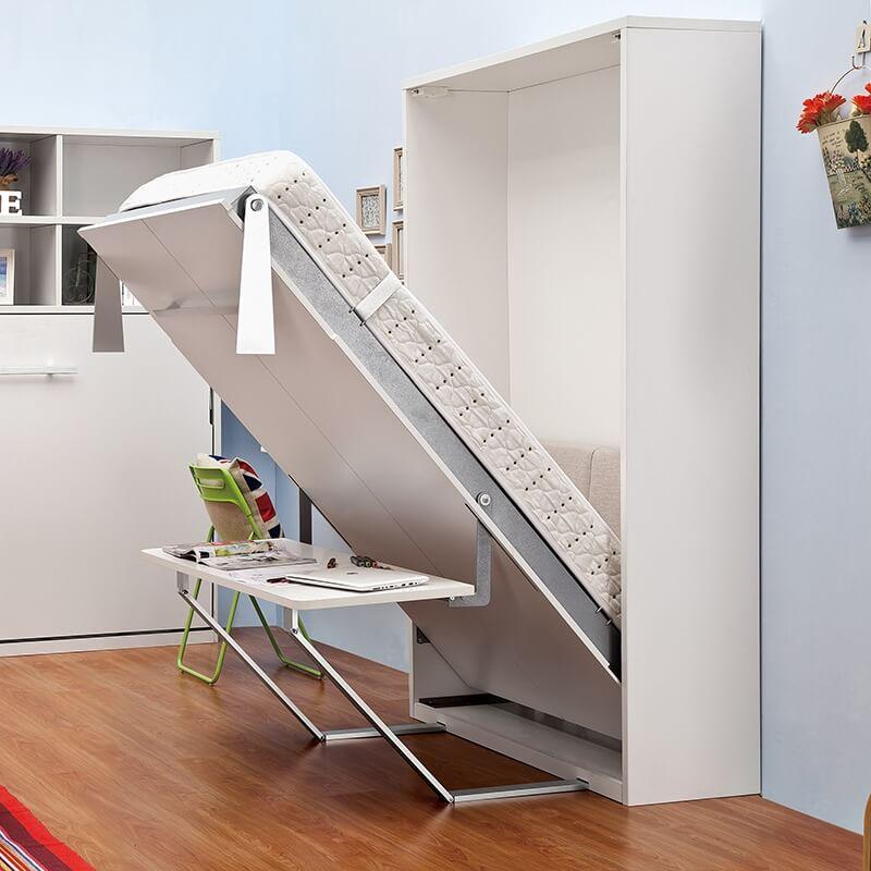 mẫu thi công nội thất phòng ngủ thông minh