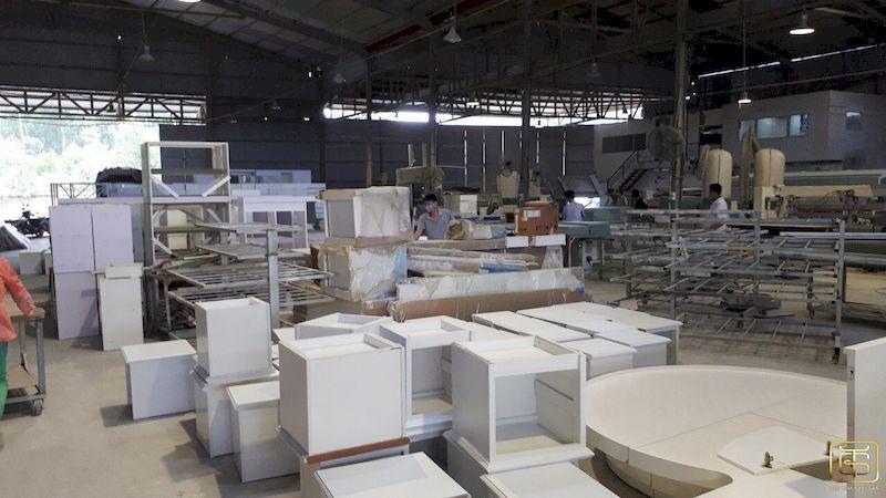 Xưởng sản xuất nội thất uy tín Tứ Gia