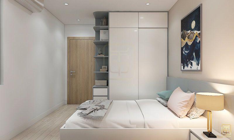 Nội thất căn hộ chung cư hiện đại - View 4