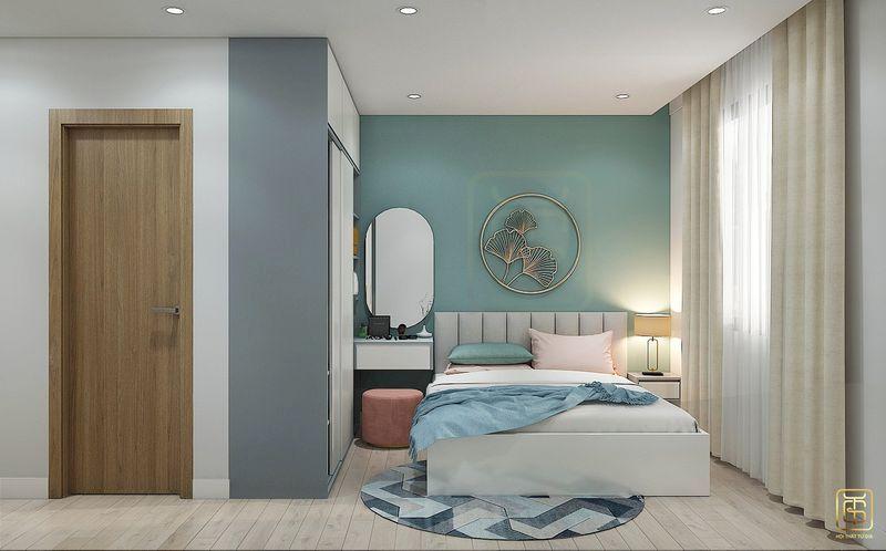 Nội thất căn hộ chung cư hiện đại - View 3