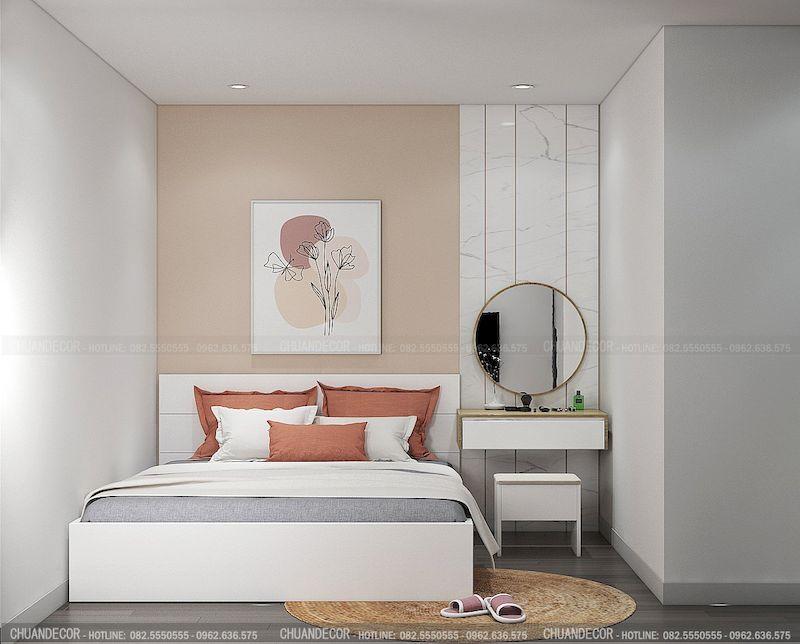Thiết kế căn hộ nhỏ đơn giản - View 4