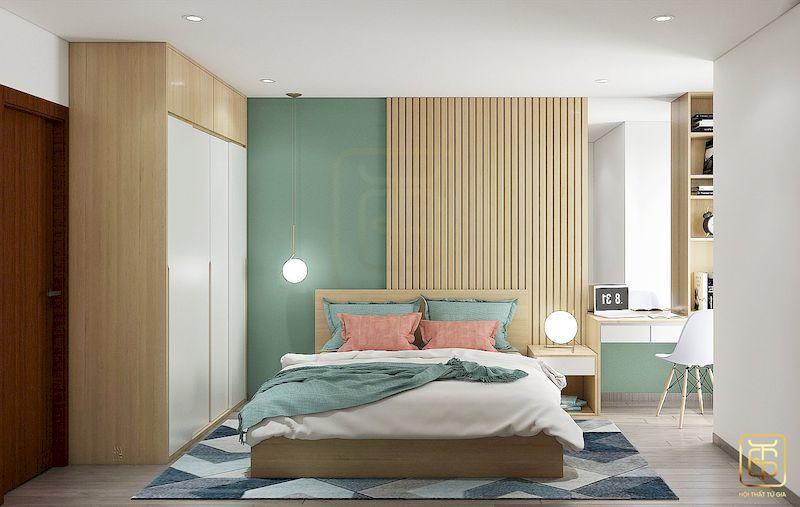 Thiết kế nội thất chung cư phong cách Hàn Quốc - View 4