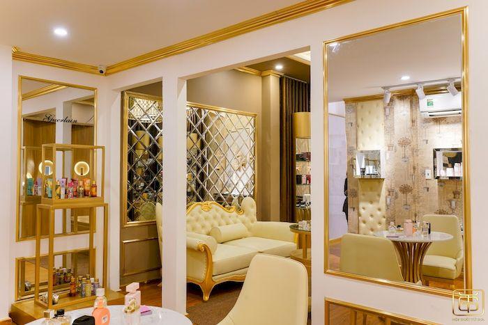 Nội thất cửa hàng phong cách tân cổ điển đẹp - View 2