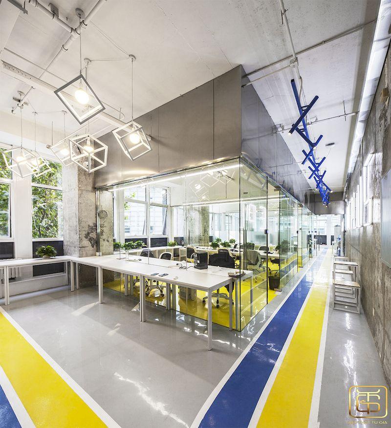 Tại sao phải thiết kế nội thất văn phòng