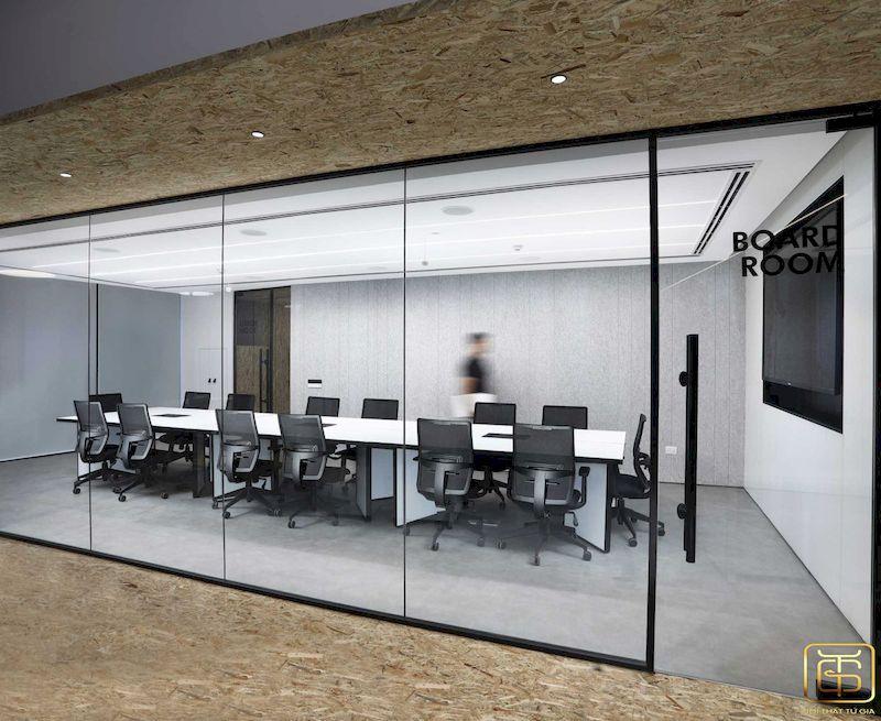Mỗi bản vẽ thiết kế văn phòng khác nhau tương ứng chi phí thi công lắp đặt cũng khác nhau