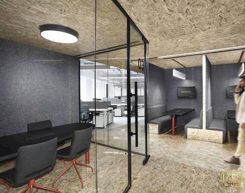 Màu sắc khi thiết kế nội thất văn phòng