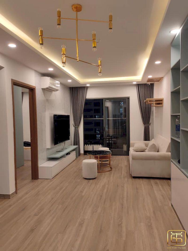 Thiết kế thi công trọn gói căn hộ chung cư