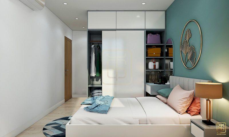 Mẫu thiết kế nội thất chung cư - View 5