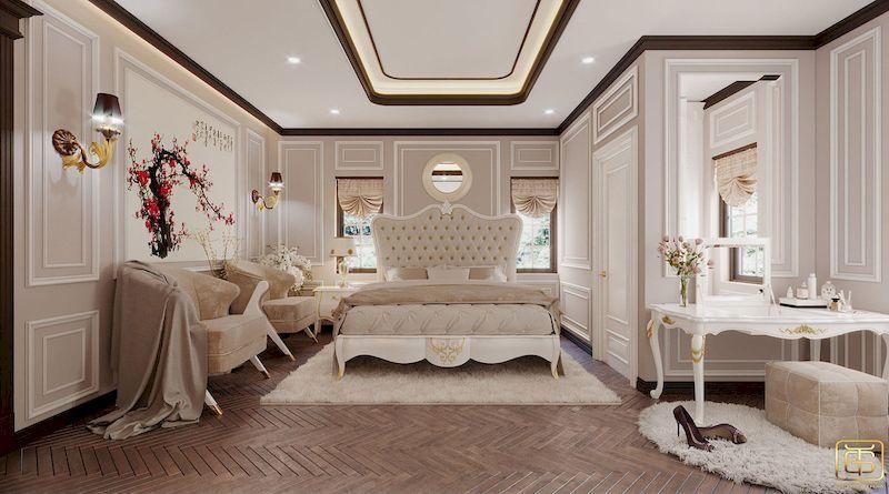 Mẫu thiết kế nội thất biệt thự - View 6