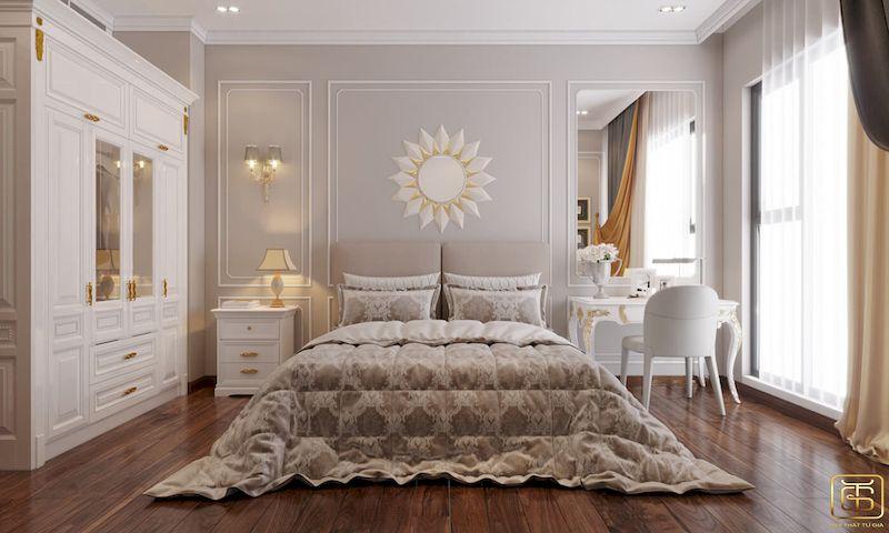Mẫu thiết kế nội thất biệt thự - View 5