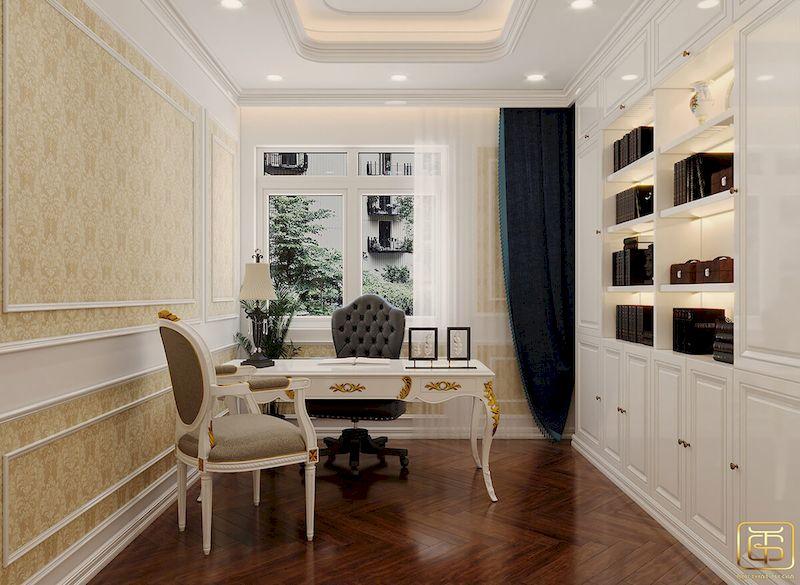 Mẫu thiết kế nội thất biệt thự - View 4
