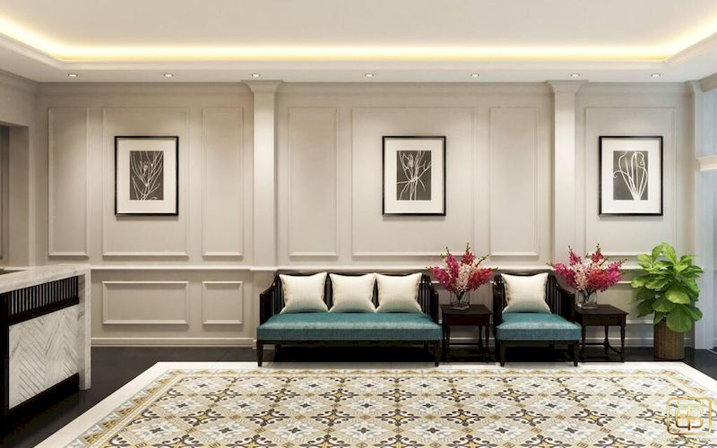 Mẫu thiết kế nội thất khách sạn - View 2