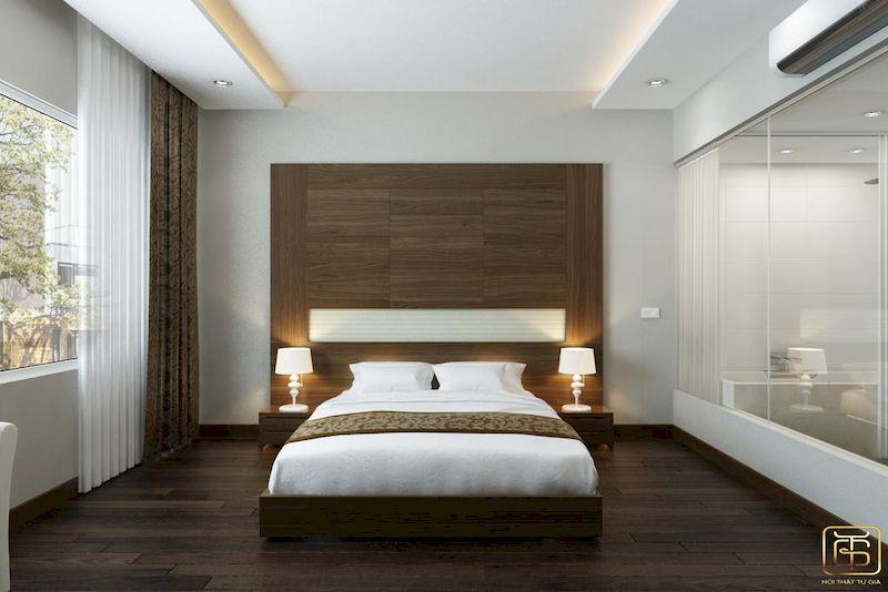 Mẫu thiết kế nội thất khách sạn - View 3