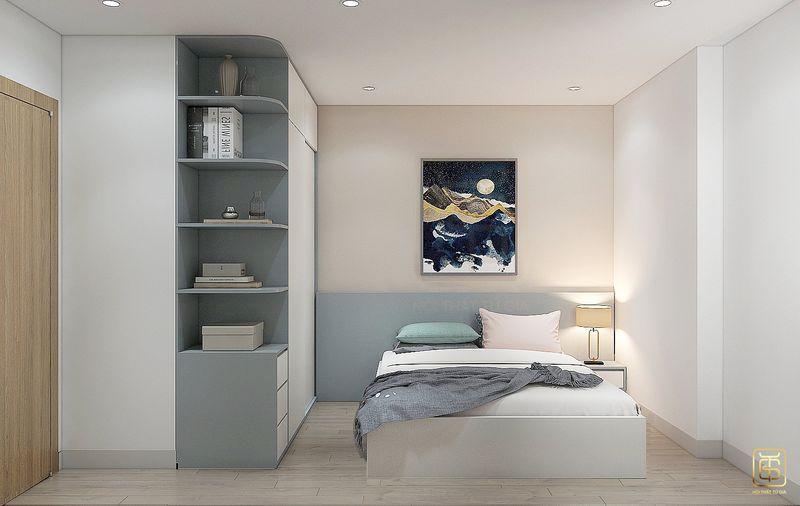 Mẫu thiết kế nội thất chung cư - View 7