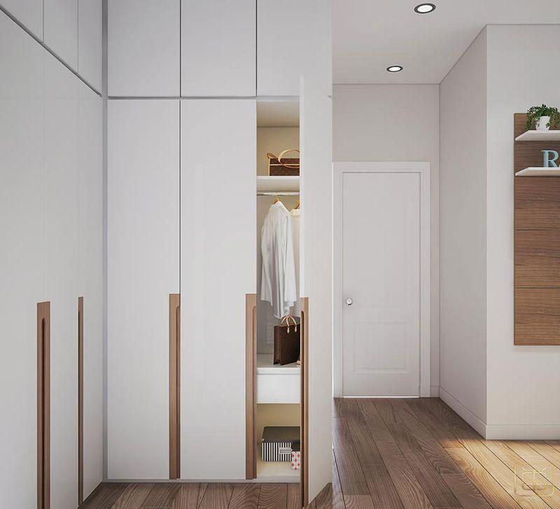 Căn hộ 1 phòng ngủ 50m2 - View 5