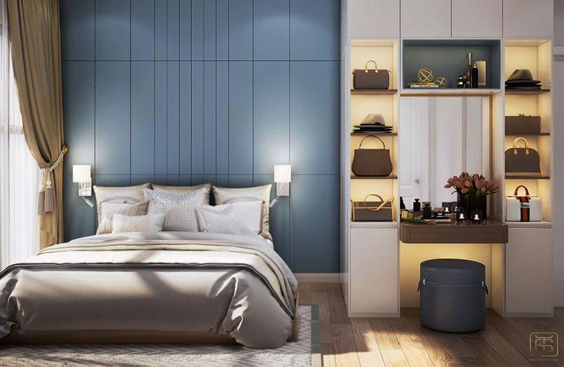 Căn hộ 1 phòng ngủ 50m2 - View 4