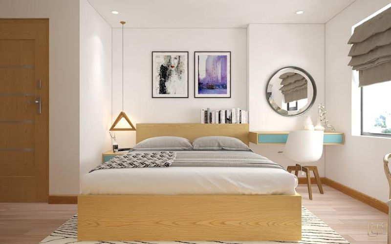 Lựa chọn tone màu cho căn hộ