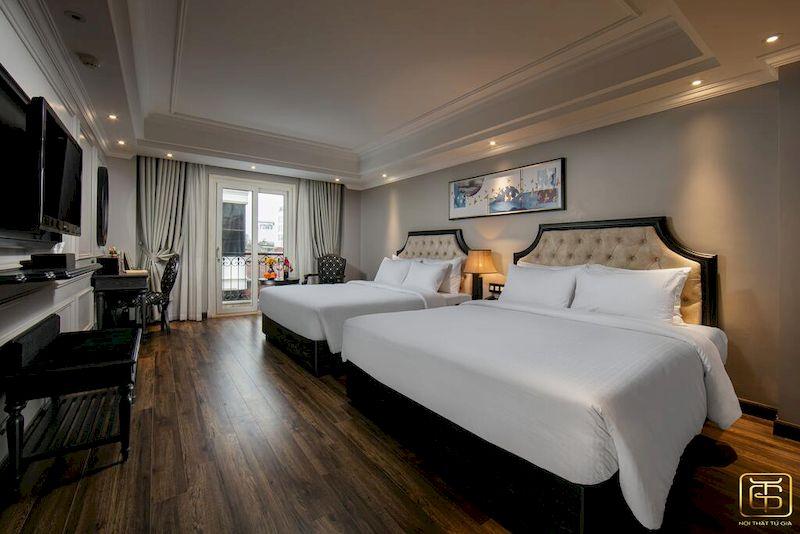 Kinh nghiệm chọn đơn vị thi công nội thất khách sạn