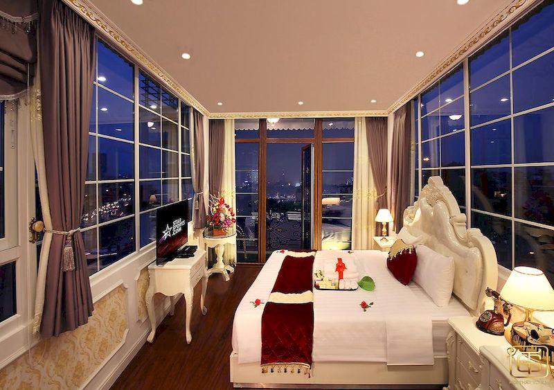 Mẫu nội thất khách sạn 4 sao