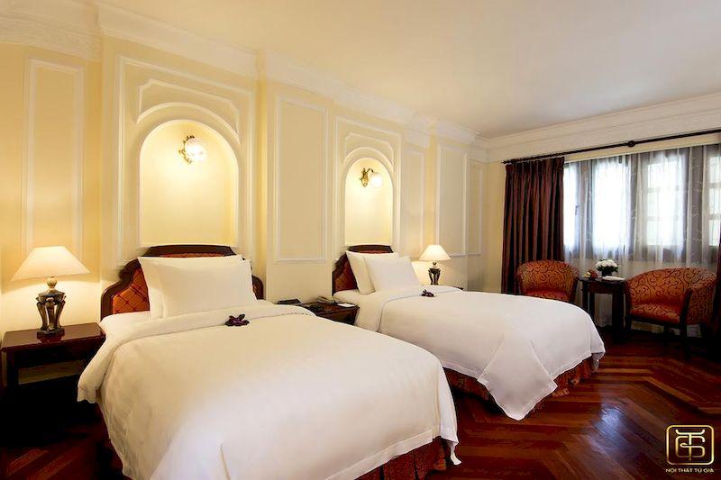 Mẫu nội thất khách sạn 3 sao