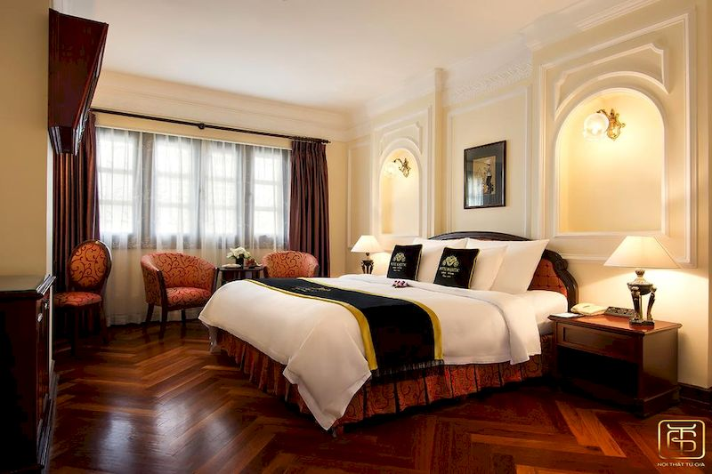 Mẫu nội thất khách sạn 5 sao