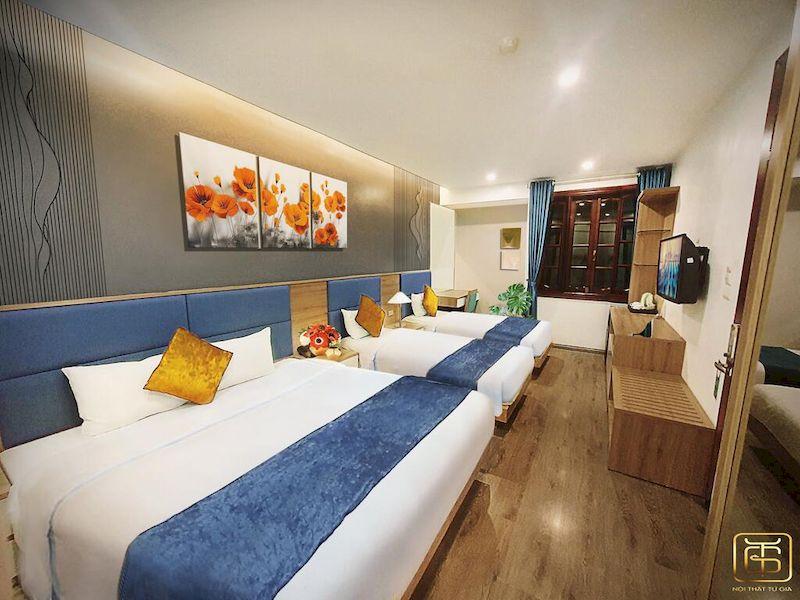 Mẫu nội thất khách sạn 2 sao