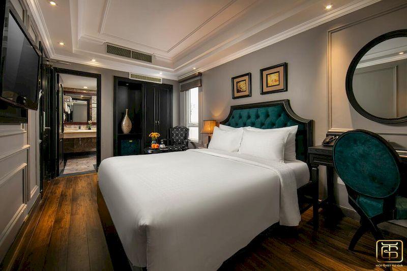 Các hạng mục thi công nội thất khách sạn